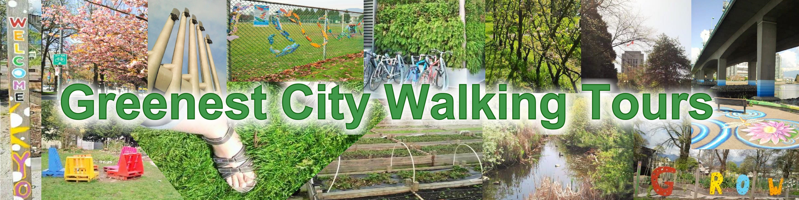 Greenest City Walking Tours